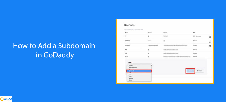 How-to-Add-a-Subdomain-in-GoDaddy