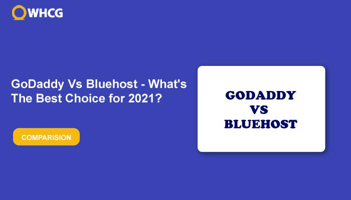 Godaddy-vs-bluehost
