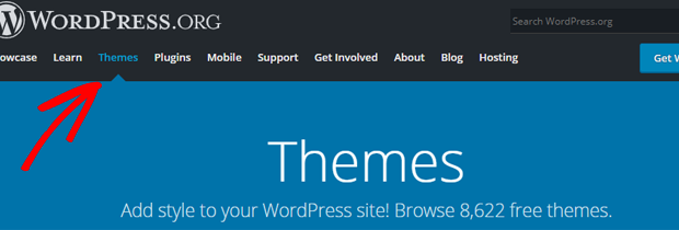 Use stable theme